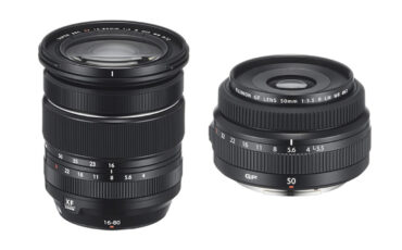 FUJINON XF 16-80mm F/4 R OIS WR and GF 50mm F/3.5 R LM WR now Available for Pre-Ordering