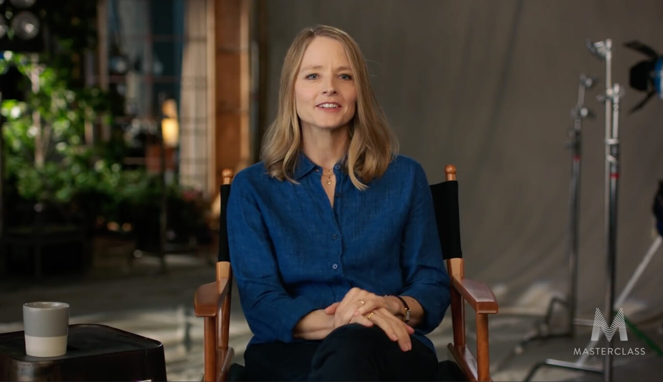 Jodie Foster Masterclass Review: An Actor/Director's Perspective on Filmmaking