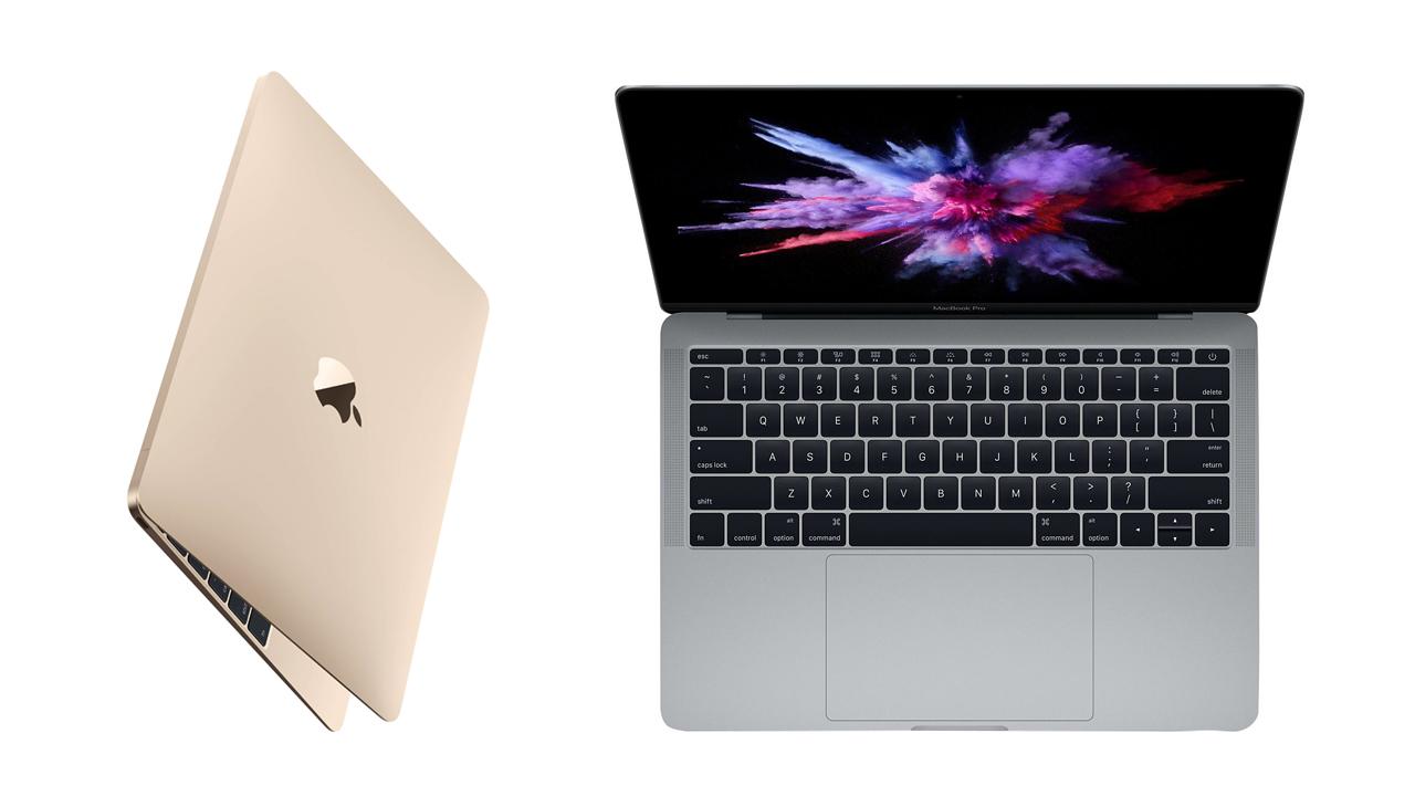 AppleがMacBookのラインアップを見直し -ファンクションキーを廃止へ
