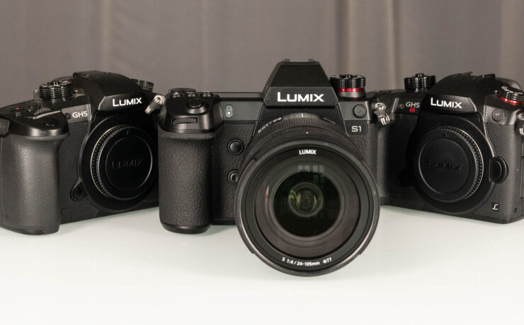 Panasonic Announces Firmware Update for LUMIX S1R, S1 and Selected M4/3 Cameras