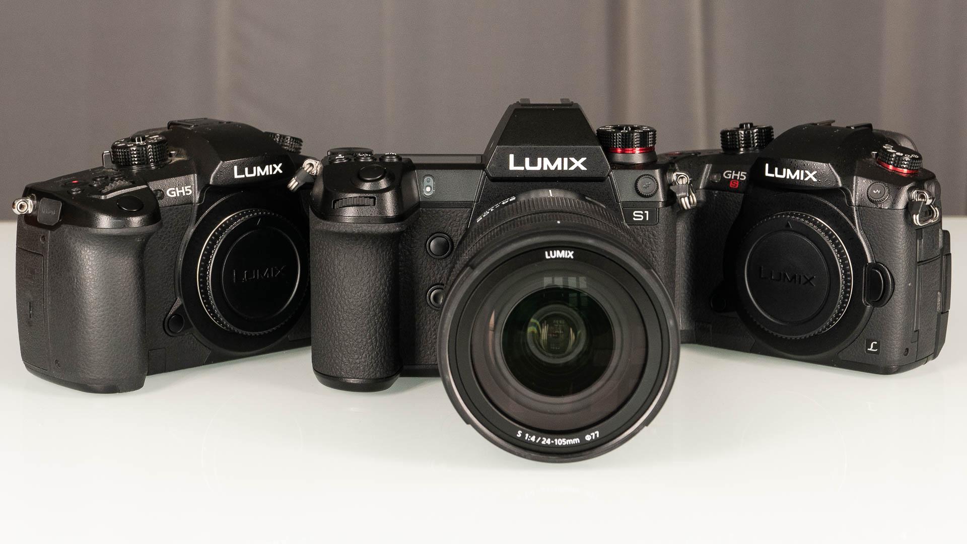 Panasonic anuncia actualización de firmware para LUMIX S1R, S1 y cámaras M4/3 seleccionadas
