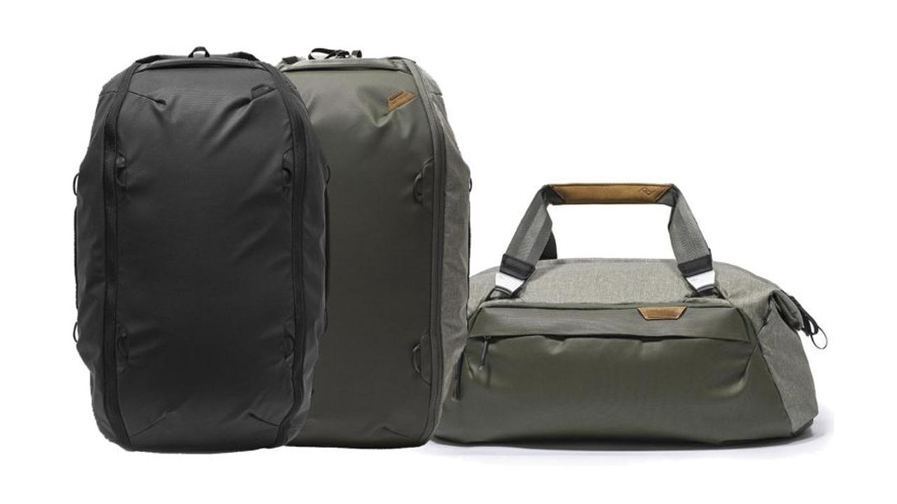 Peak Design Travel Duffel 35L y Travel Duffelpack 65L
