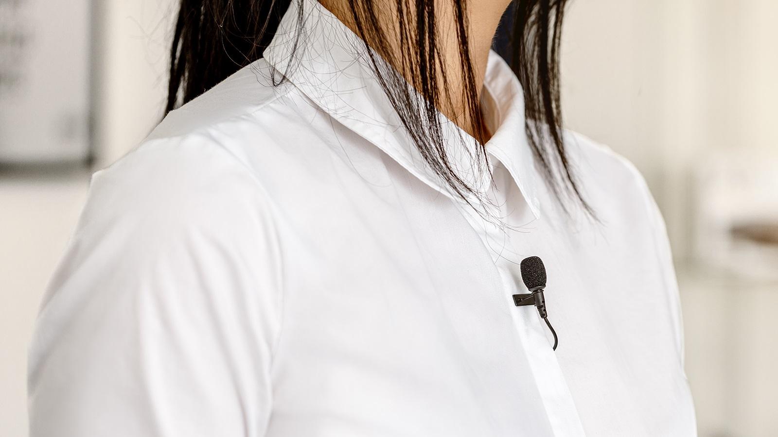 RØDE Lavalier GO – Nuevo Micrófono Lavalier para usar con el RØDE Wireless GO