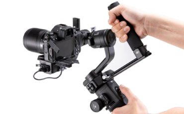 DJI Releases Ronin-S Switch Grip Dual Handle