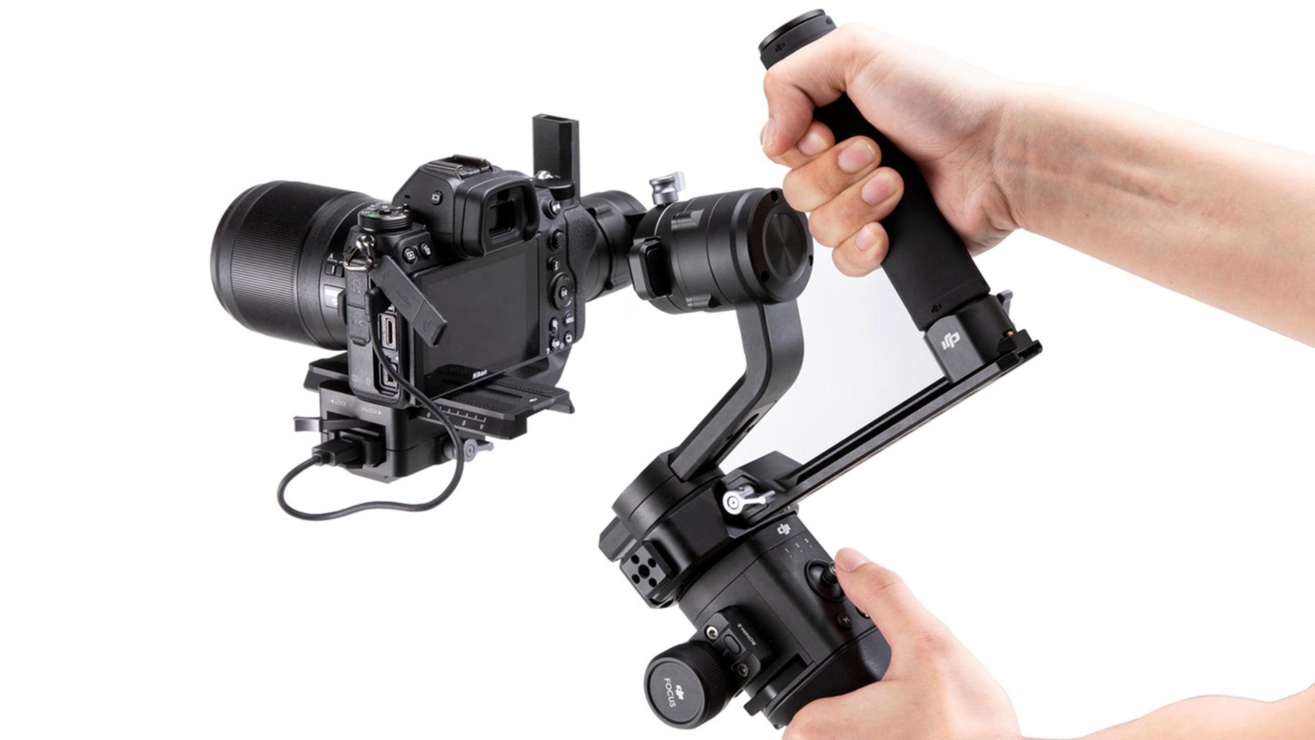 DJI lanza el Ronin-S Switch Grip Dual Handle