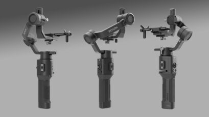 DJI Ronin-SC Announced - Smaller and Lighter One-Handed Gimbal