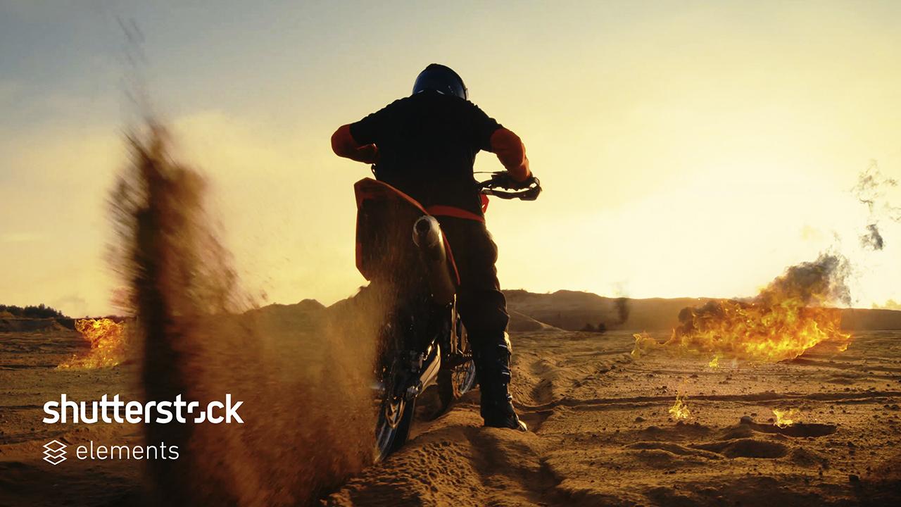 Shutterstock ElementsがVFXとAssets Collectionを発売