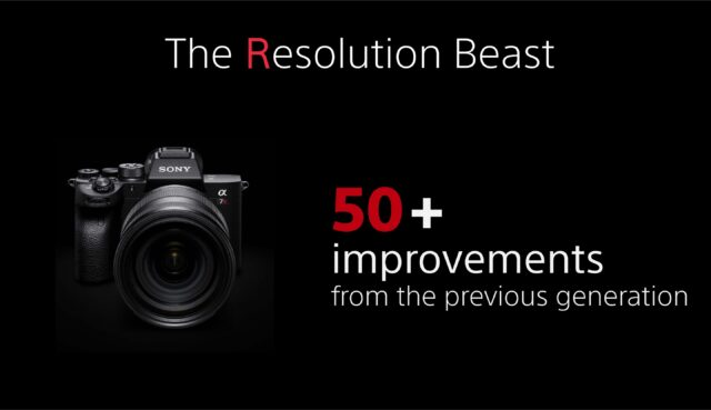 Sony A7RIV - The Resolution Beast - 50+ Improvements