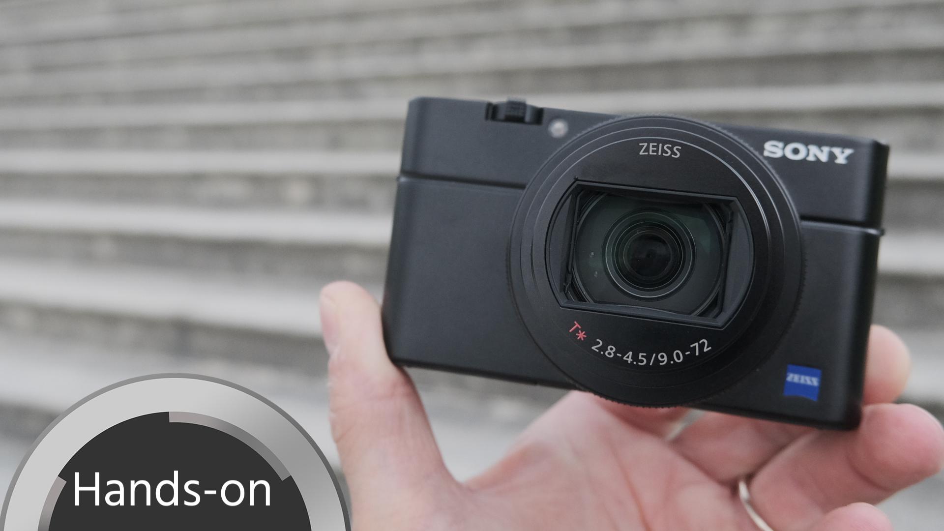 Anuncian la Sony RX100 VII – Primera impresión en la práctica