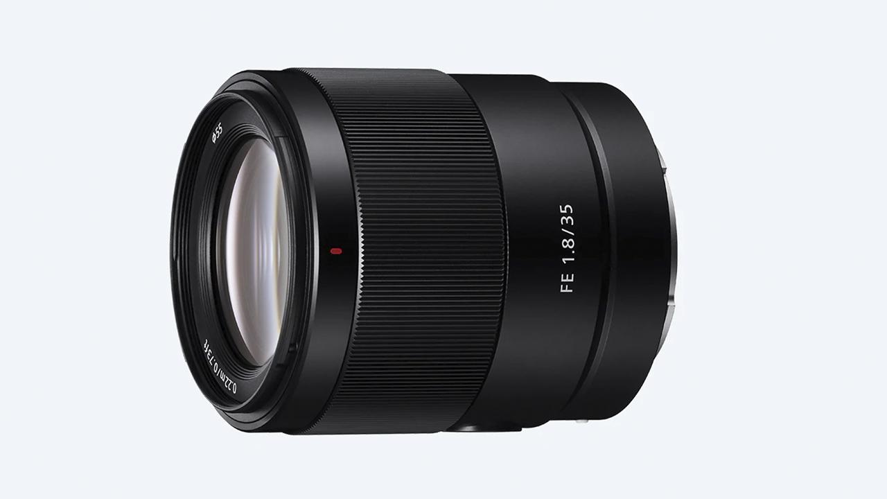 Sony lanza el lente FE 35mm F/1.8