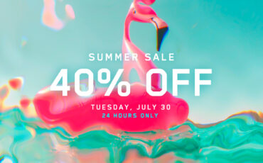 Red Giant 24-Hour Summer Sale - 40% Off Everything