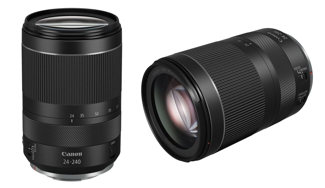 Canon RF 24-240mm f/4-6.3 IS USM All-in-one Zoom Lens is now Available for Preorder