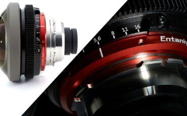 Entaniya Fisheye HAL 220 - 220 Degree FOV PL-Mount Cine Lens