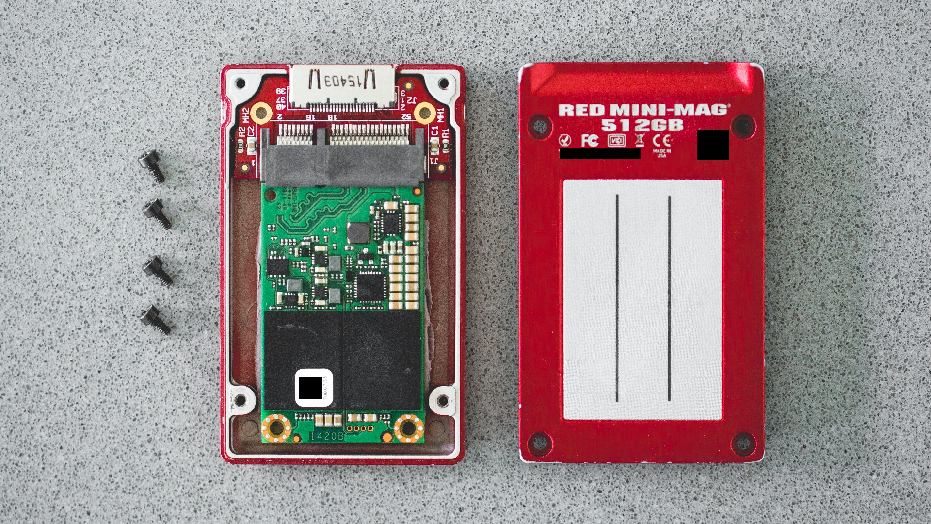 What's Inside a RED Mini-Mag? The Controversy & Jarred