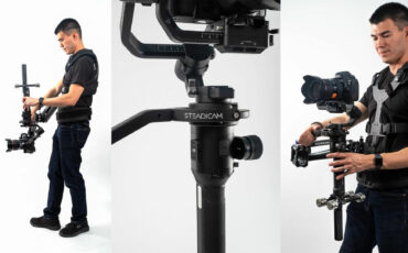 The Steadimate-S Takes the Bounce Out of Your Gimbal Shots