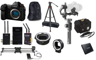 This Week's Top Deals for Filmmakers – Panasonic S1, Rhino Slider, Teradek, Sachtler and More