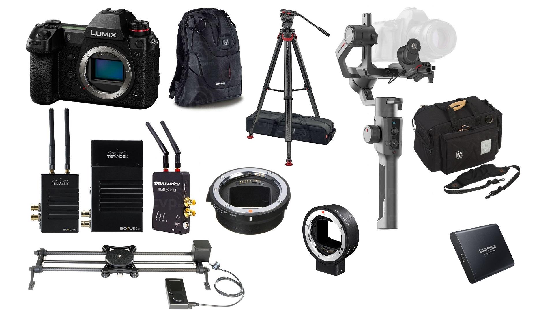 Las mejores ofertas para cineastas de esta semana – Panasonic S1, Rhino Slider, Teradek, Sachtler y más