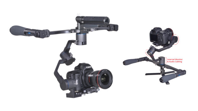 Benro - X-Series 3XD Pro (product images, © 2019 Benro)