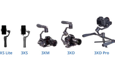 Benro X-Series Gimbals Announced