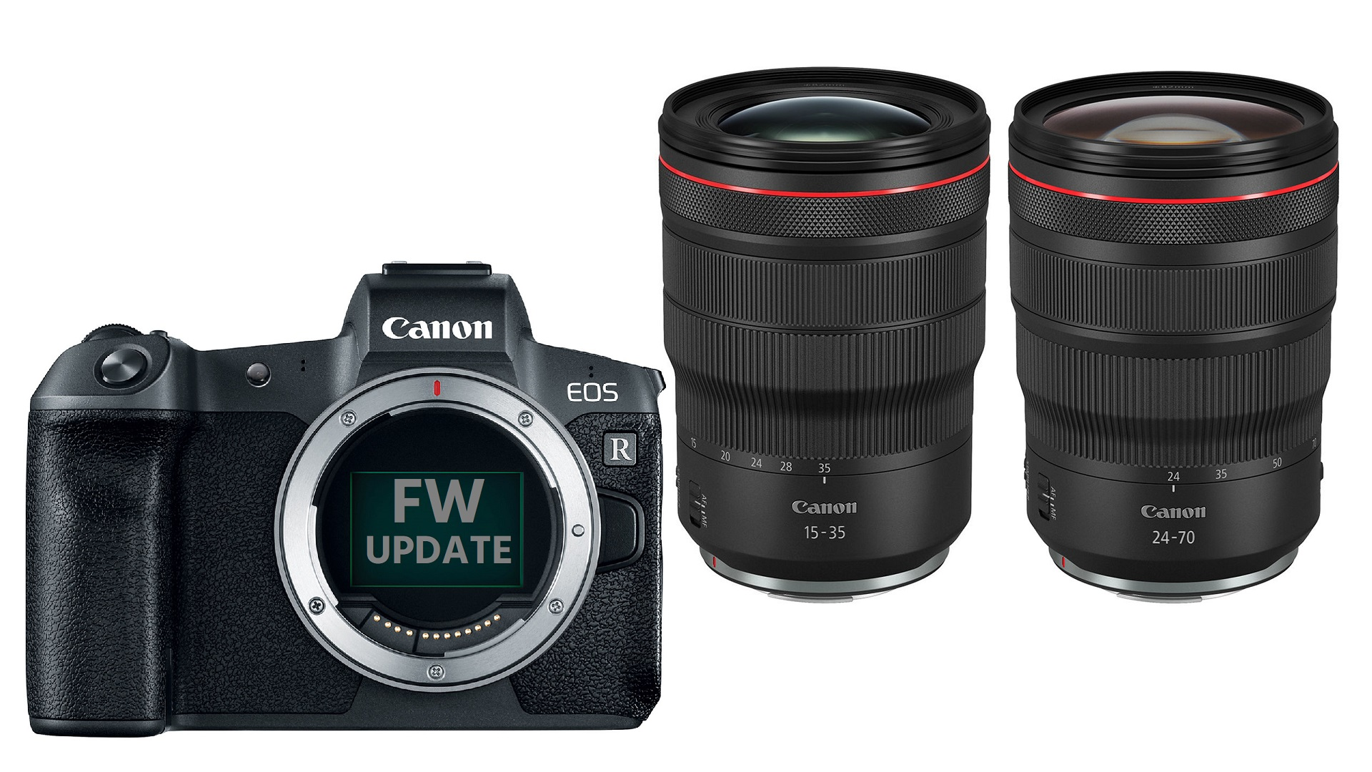 firmware update for canon eso rp