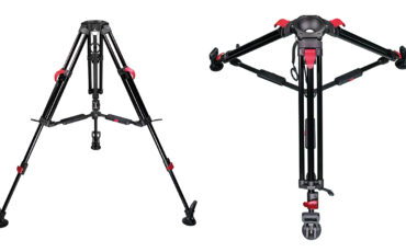 Cartoni RED LOCK Tripod Announced -  Lightweight Camera Support