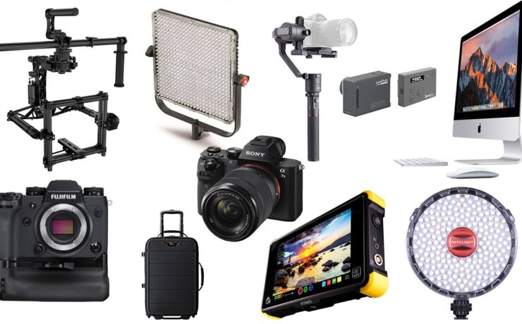 This Week's Top Deals for Filmmakers – Sony, Apple, FUJIFILM, Atomos and More