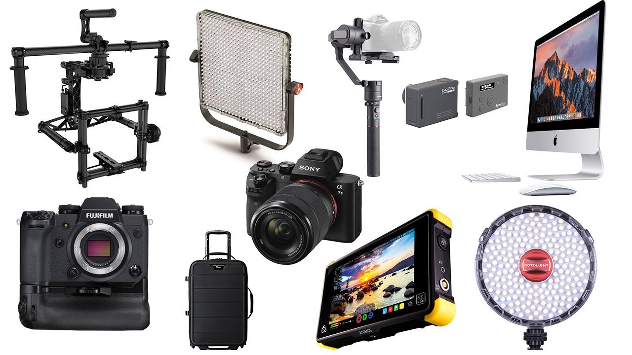 Las mejores ofertas de esta semana para cineastas: Sony, Apple, FUJIFILM, Atomos y más