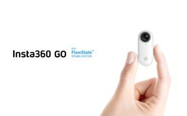 Insta360 GO - The World's Smallest Stabilized Camera