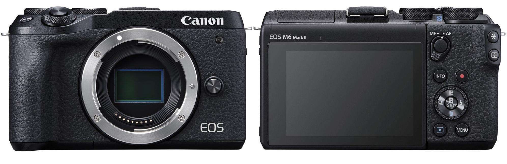 Canon EOS 90D DSLR & EOS M6 Mark II Mirrorless Announced