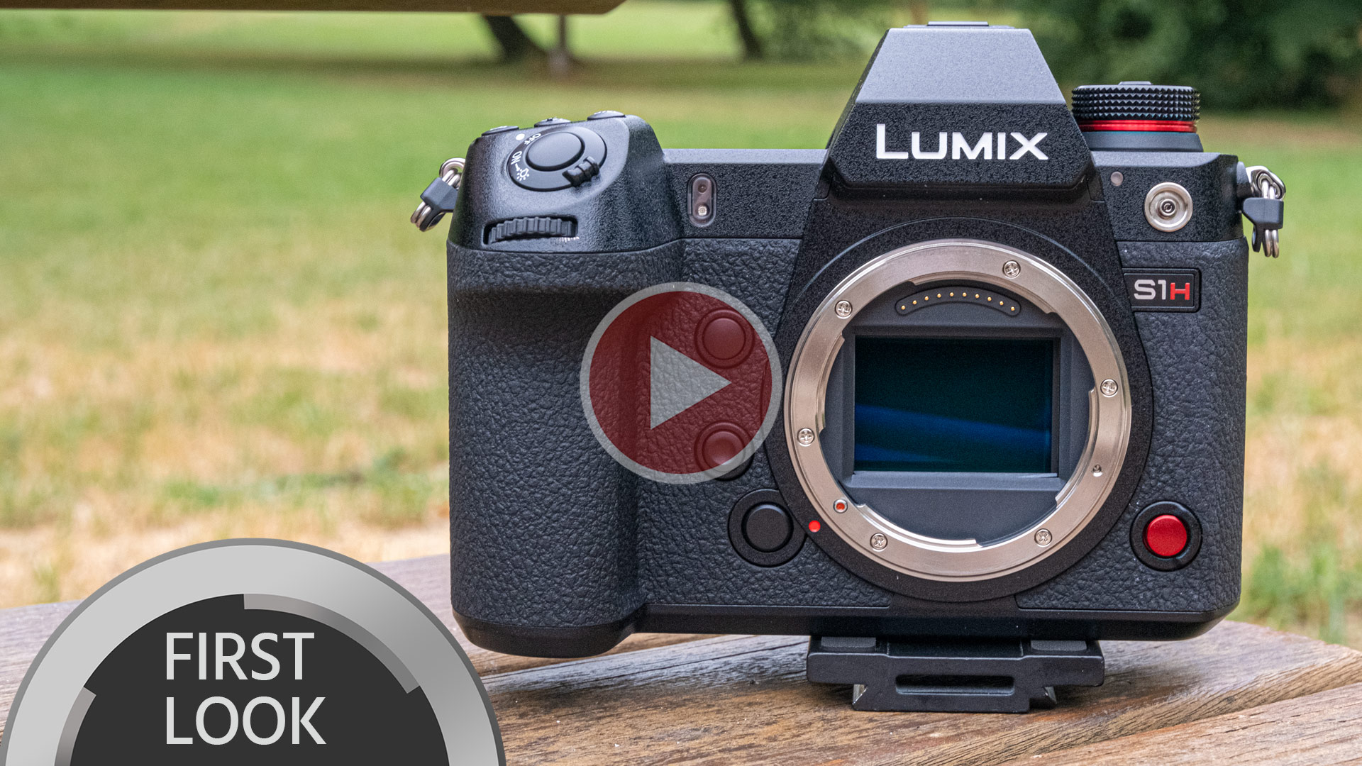 Panasonic LUMIX S1H - Full Specs & Details, First Look at