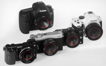 Kickstarter: Pinhole Pro X 18-36mm – Pinhole Lens (2x Zoom)