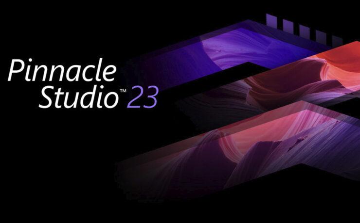 Pinnacle Studio 23 Update For Prosumers Editors