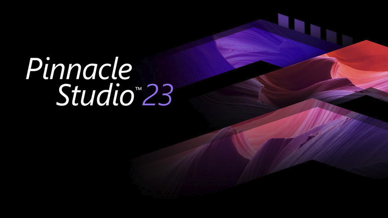 Pinnacle Studio 23がアップデート