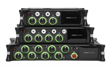 Sound Devices Announces MixPre II Recorders