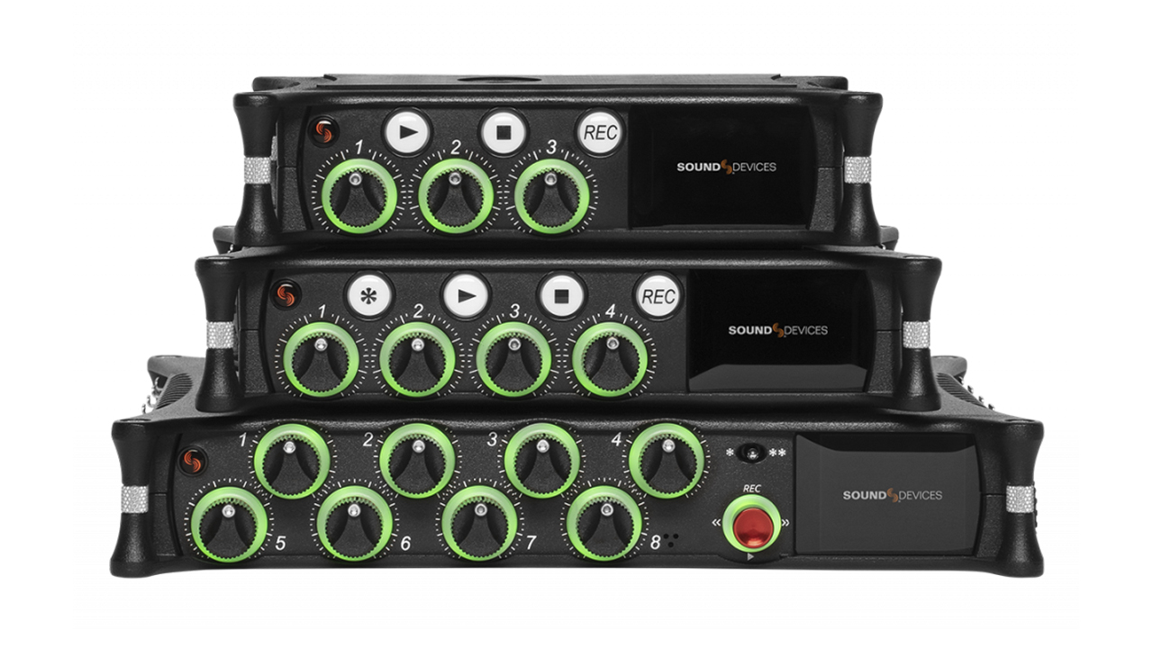Sound Devices anuncia las grabadoras MixPre II