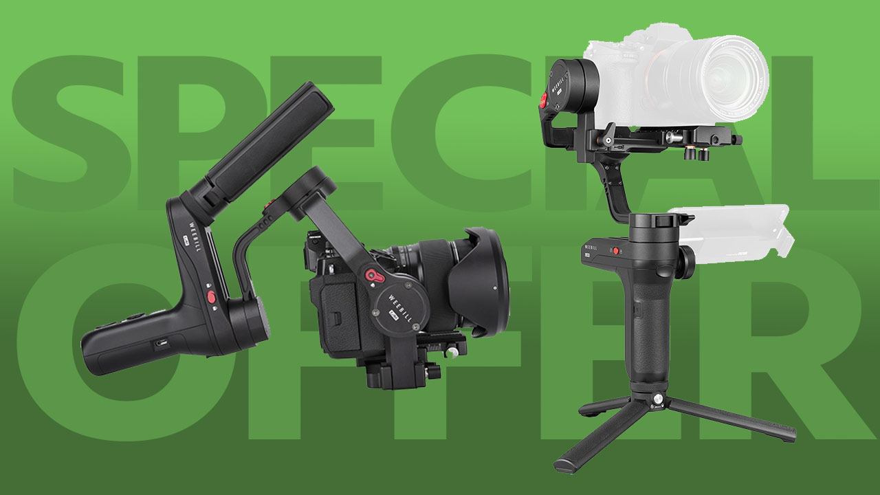 Gimbal WEEBILL LAB de Zhiyun-Tech Disponible por $369.99
