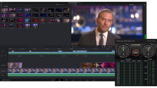 Blackmagic DaVinci Resolve 16 1 Beta and Blackmagic RAW