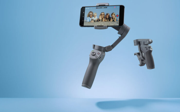 DJI Osmo Mobile 3 Announced - Foldable Design and Quick Portrait-Landscape Switching