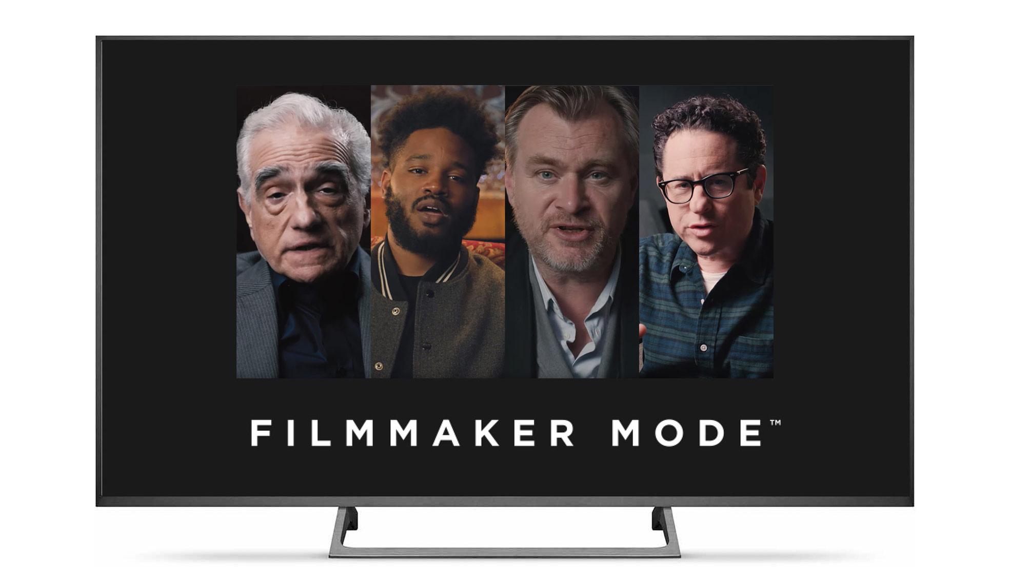 著名映画監督らがテレビに「映画制作者モード」を提唱 - 映画制作者の意図通りに表示