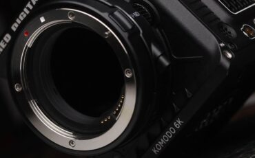RED KOMODO Teasers: Compact 6K Camera with Canon RF Mount