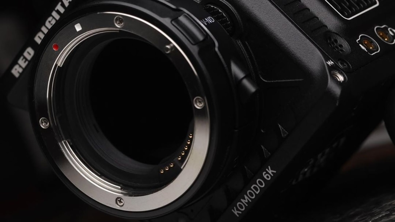 Adelantos de la RED KOMODO – cámara compacta 6K con montura Canon RF