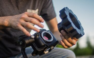 Quickdraw by Reflex Cinema - Lens Counterweight System for Gimbals