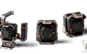 Tilta Camera Cage for Z CAM E2 Introduced
