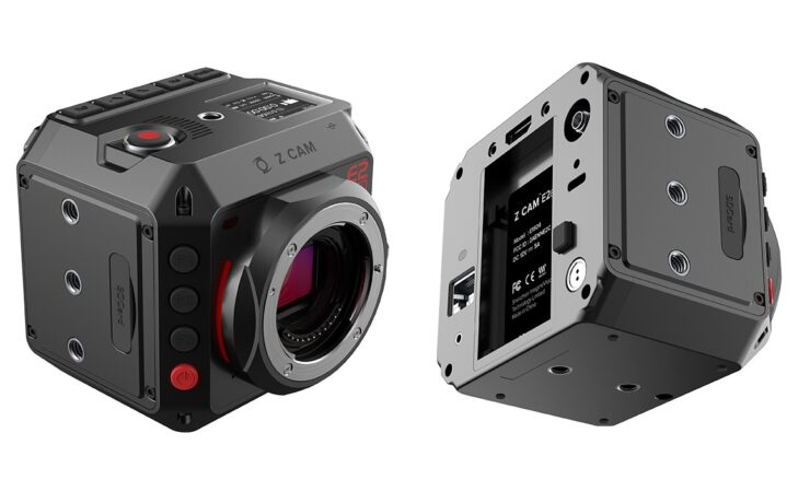 Z CAM E2C - Very Affordable 4K Camera, Now Available for Pre-order