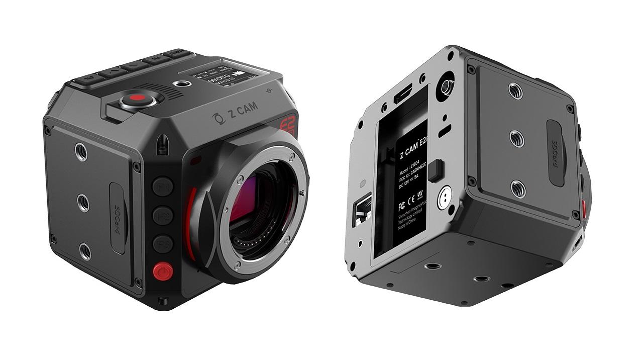 Z CAM E2C – Una cámara 4K muy asequible, ahora disponible para pre-pedidos