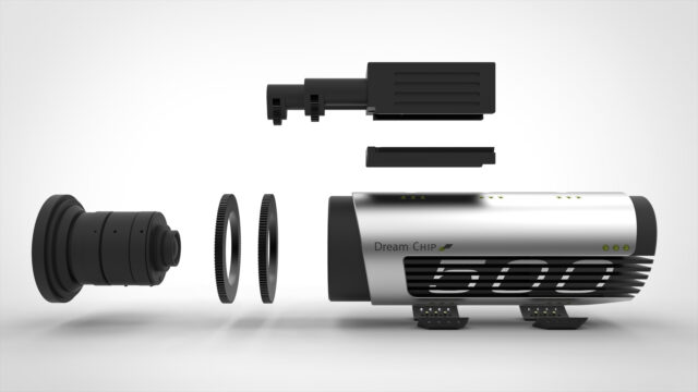 ATOM one SSM500 - Exploded View