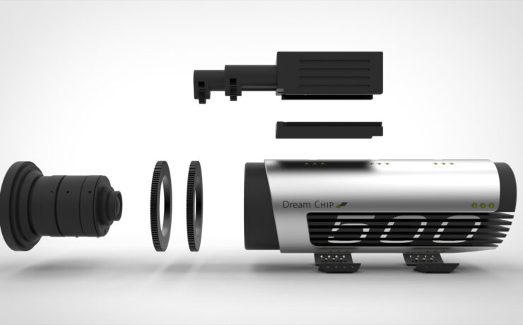 Dream Chip Technologies Introduces ATOM One SSM500 - a 500fps Slow-Motion Camera