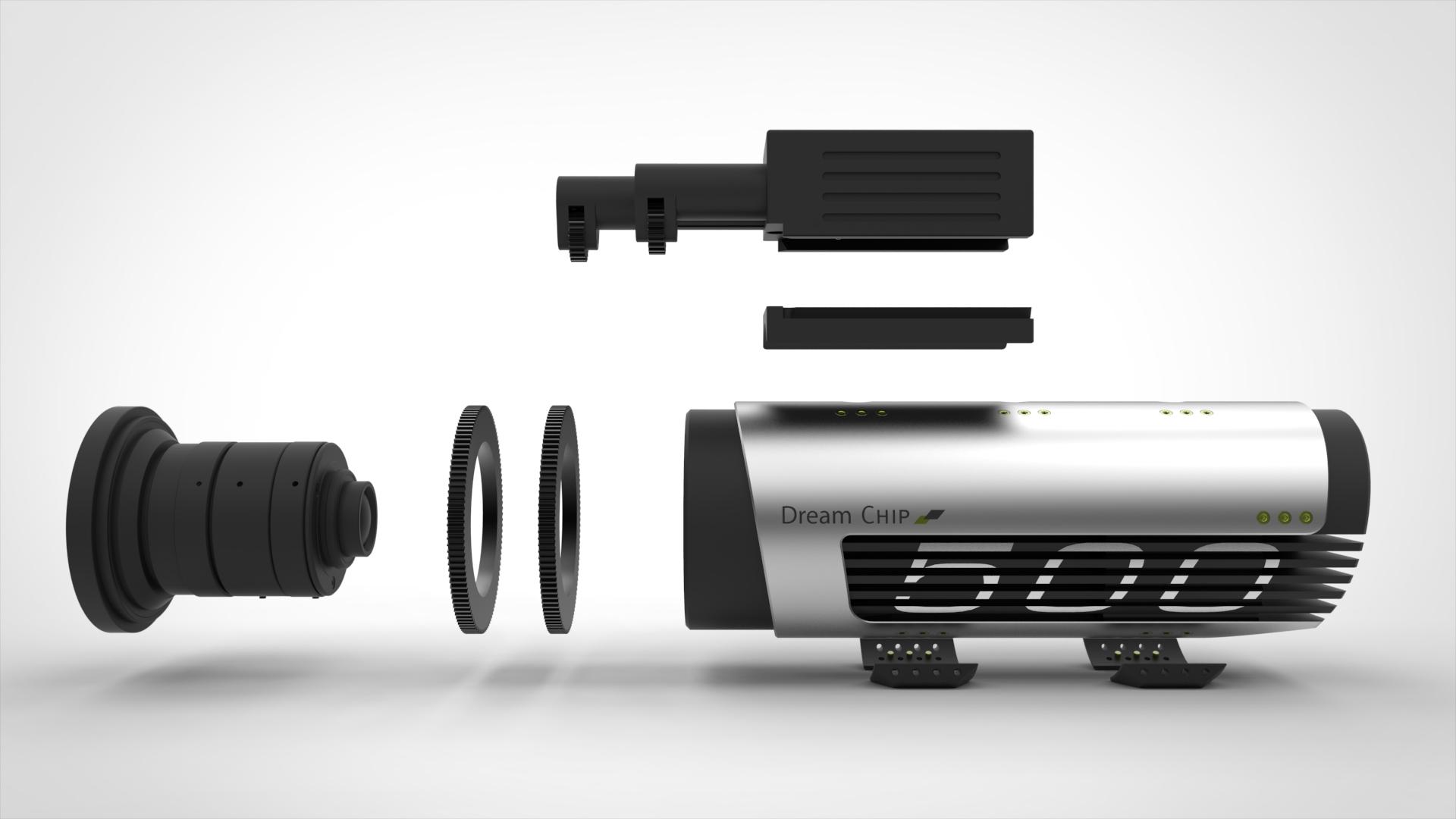 Dream Chip Technologies presenta la ATOM One SSM500, una cámara con cámara lenta a 500 fps