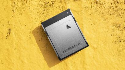 Angelbird AV PRO CFX CFexpress Memory Cards Announced