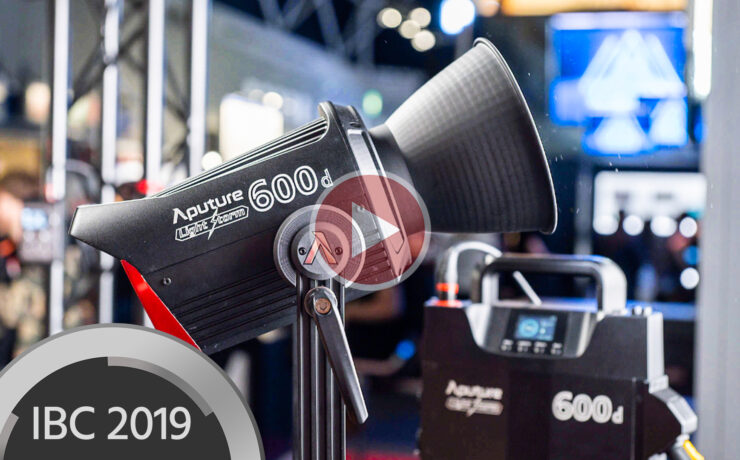 Aputure LS 600d - Their Brightest Daylight LED Introduced